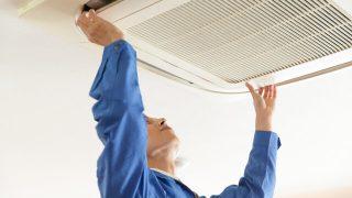 今使ってるエアコンが空気清浄機にもなる!?エアコン用フィルターがすごい
