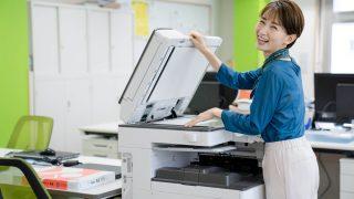 [年度末の繁忙期は今のうちから準備を!]オフィスのコピー機も備えが必要です
